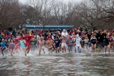 Lake Ontario Polar Bear dip