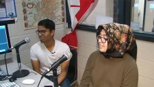 Grade 12s use podcasts as lessons