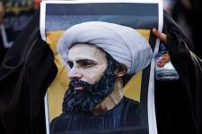 Saudi Shiite cleric Sheikh Nimr al-Nimr