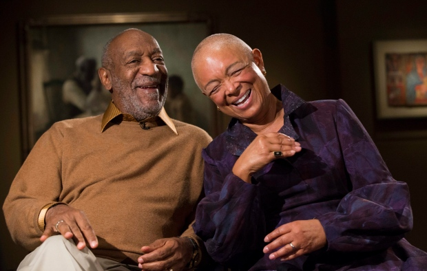 Bill Cosby and wife Camille