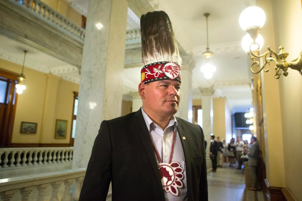 Chief Isadore Day