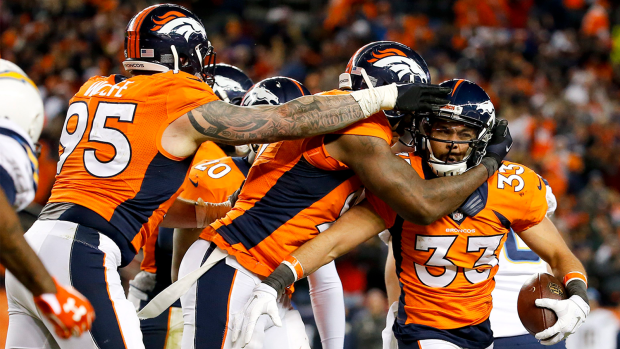 Nfl Playoff Picture Carolina Denver Wrap Up Home Field