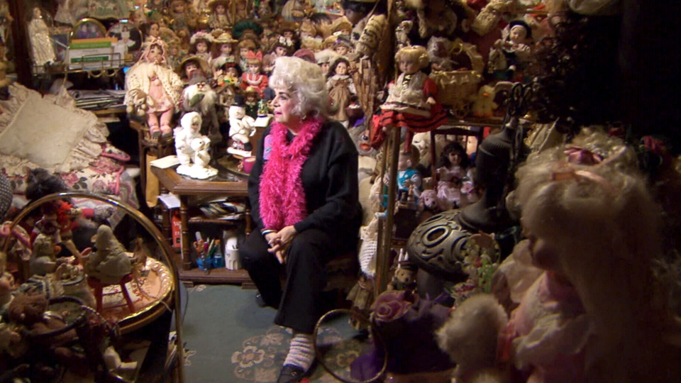 Rozalynde McKibbin has been collecting dolls since 1966. Fifty years later, she's looking for a new family to adopt her massive collection.
