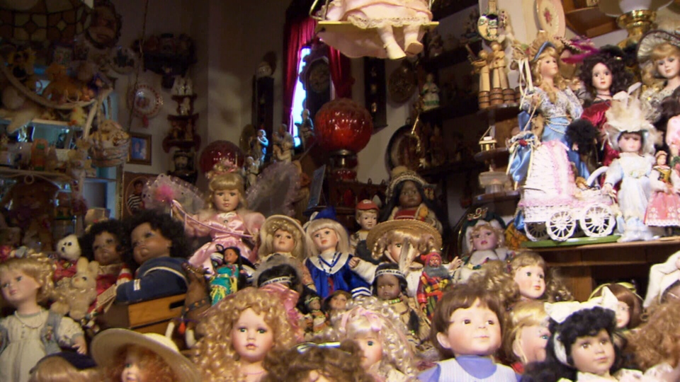 Several museums have been offered the dolls, including the Manitoba Children's Museum in Winnipeg, but so far none have accepted the offer.