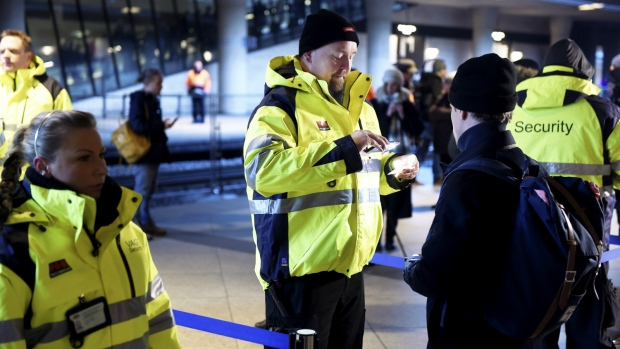 Sweden launches new ID checks