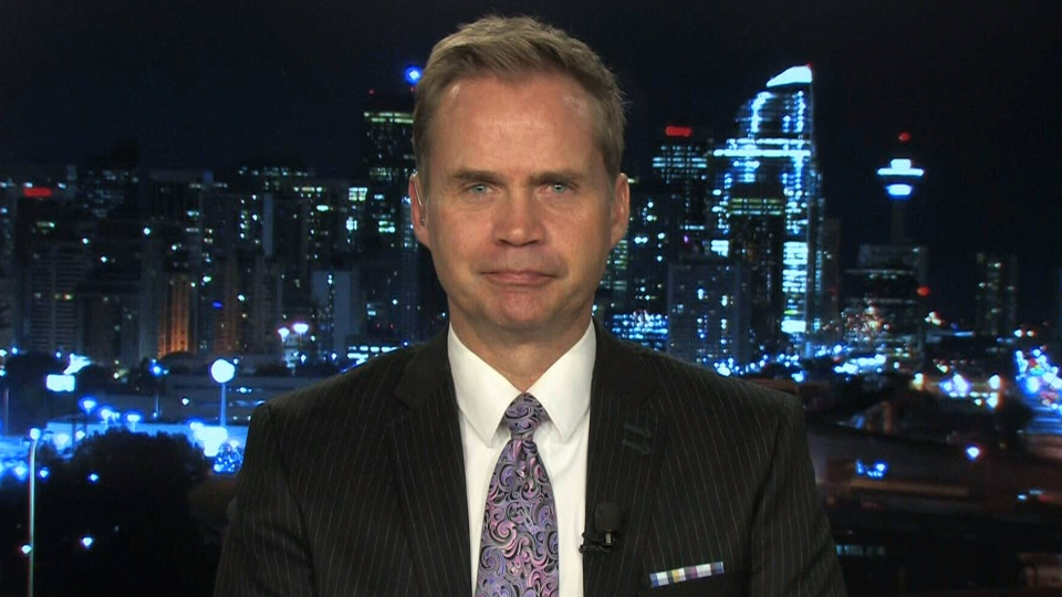 ATB Financial Chief Economist Todd Hirsch speaks to CTV's Canada AM, Jan. 4, 2015.