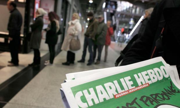 Charlie Hebdo attack suspect arrested