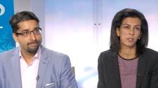 Sulemaan Ahmed and Khadija Cajee on News Channel
