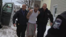 Robert Jason MacKenzie pleaded guilty in the manslaughter death of Agnes Nicole Campbell on Dec. 30, 2015, in New Glasgow, N.S., after she was found on a set of stairs with five stab wounds in her neck.