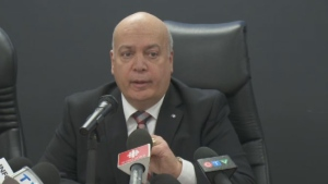 Robert Poeti served as Transport Minister for 18 months