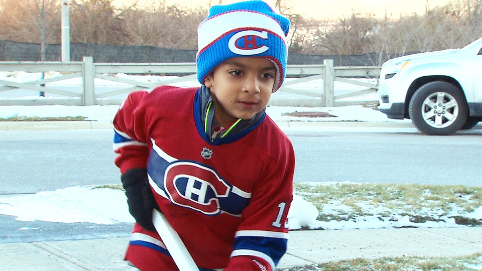 Syed Adam Ahmed's parents are hoping to remove him from a Canadian 'no-fly' list.
