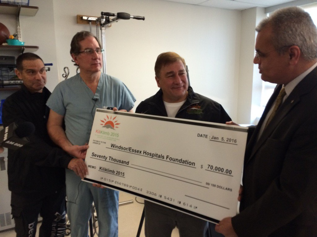 Organ transplant recipient to receive award for his advocacy work