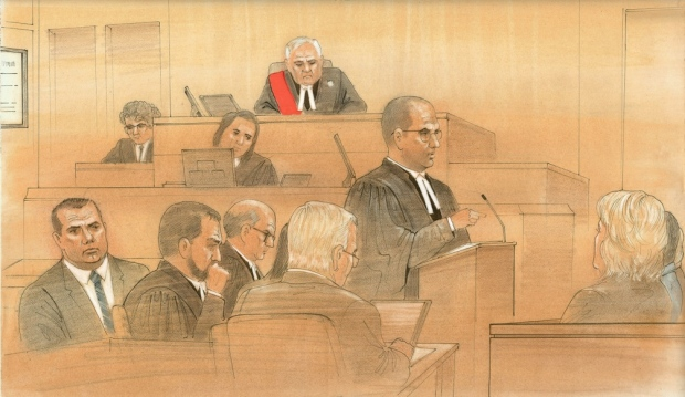 forcillo court sketch