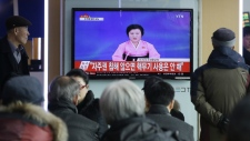 North Korea announces hydrogen bomb test