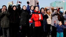North Koreans react to H-bomb test announcement