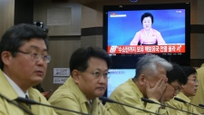 South Korea holds emergency meeting on bomb threat