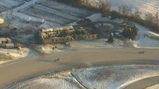 43 horses killed in Puslinch barn fire