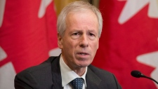 Foreign Affairs Minister Stephane Dion
