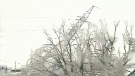 CTV News Archive: Ice storm hits Quebec