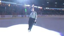 Mike Cvik, Cvik, NHL Linesman, Linesmen, NHL, NHL