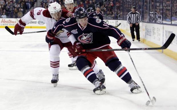 Blue Jackets trade Ryan Johansen to Predators for Seth Jones | CTV ...