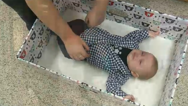 Baby box - Alberta