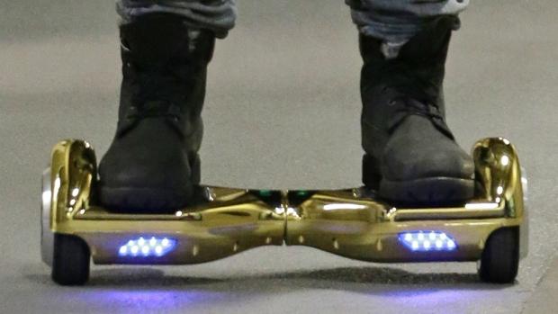 Colleges begin banning hoverboards