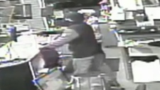Pawn shop robbery