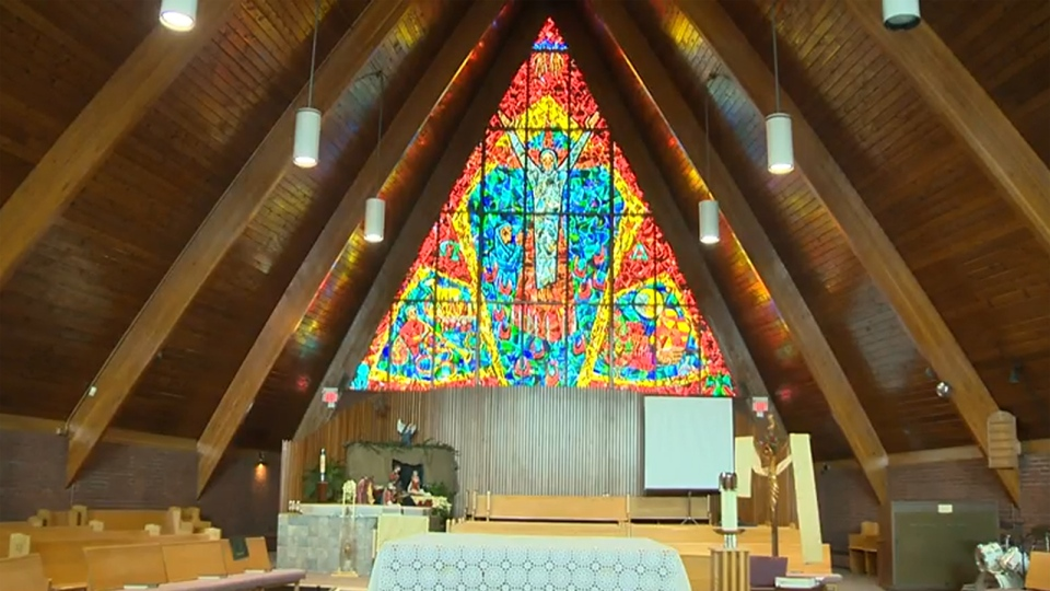 It is alleged that $400,000 was stolen from the Saint Bernadette Parish in Winnipeg over a five year period.