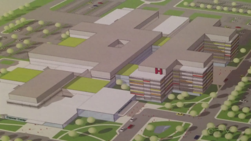 Windsor Mega Hospital