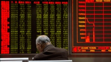 Plunge in markets amid volatility in China