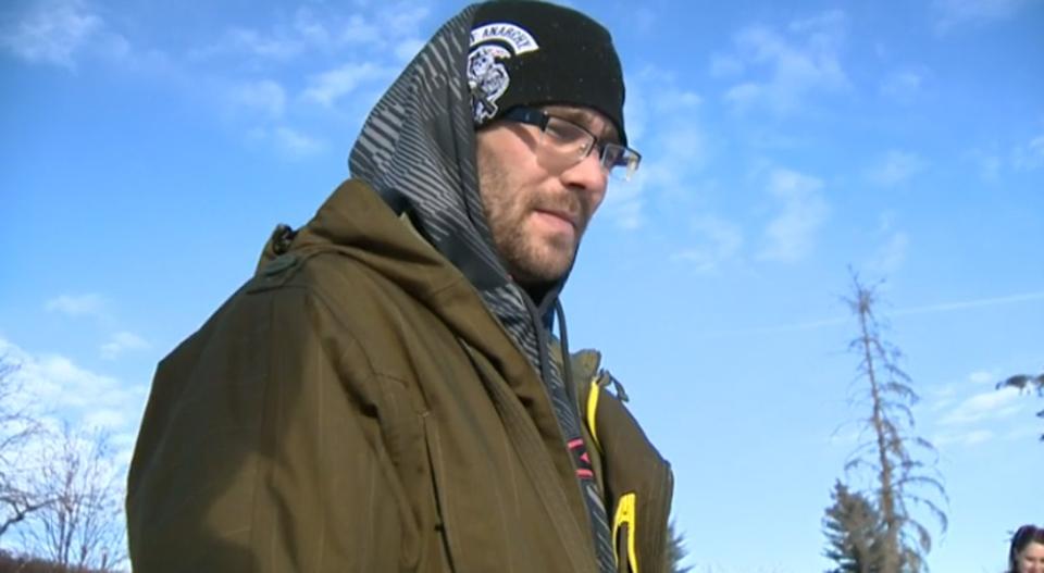 Jason Wrobel lost his job as a heavy-equipment foreman six months ago.