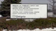 Looming strike at Ontario jails