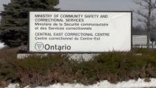 Looming strike at Ontario jails