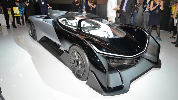 The Faraday Future FFZERO1