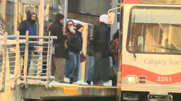 Calgary Transit - CTrain