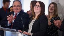 Alberta NDP MLA Deborah Drever