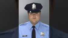 Philadelphia Police Officer Jesse Hartnett