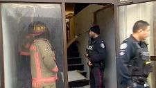 CTV Toronto: OFM investigating fire
