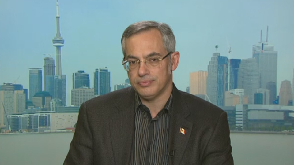 Conservative Foreign Affairs Critic and MP Tony Clement speaks to CTV's Question Period.