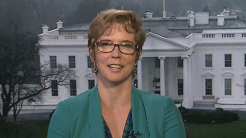 Laura Dawson, director of the Canada Institute at the Wilson Center in Washington, speaks to CTV's Question Period.