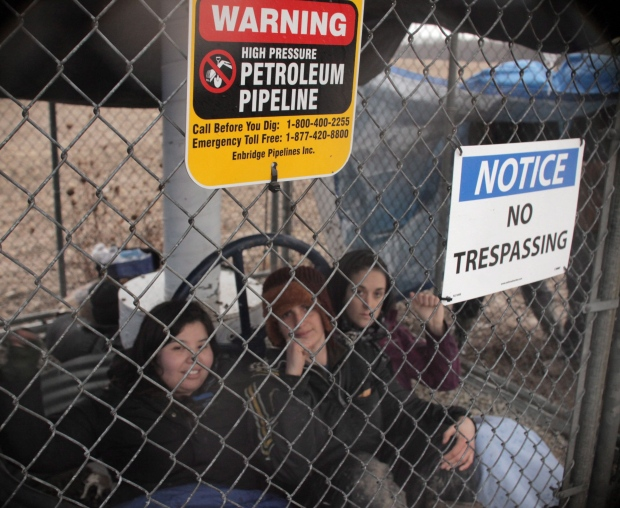 Enbridge Line 9 pipeline