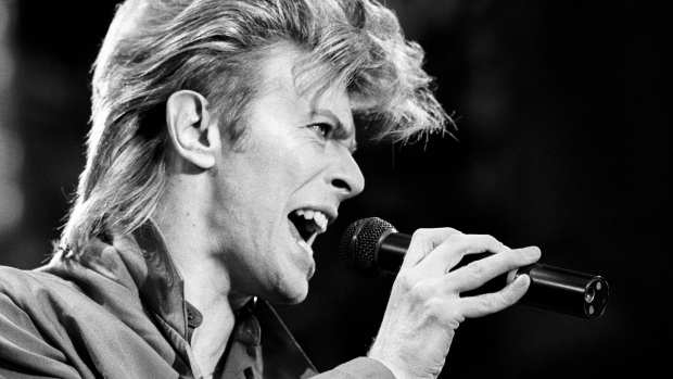 David Bowie in photos: The man, the legend