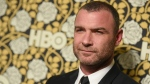 Liev Schreiber arrives at the HBO Golden Globes afterparty at the Beverly Hilton Hotel in Beverly Hills, Calif., on Sunday, Jan. 10, 2016. (Richard Shotwell / Invision)