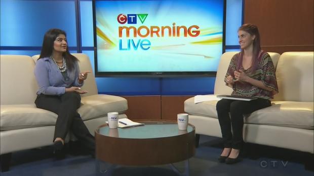 Regina Morning Live - Golden Globes Chat | CTV Toronto News
