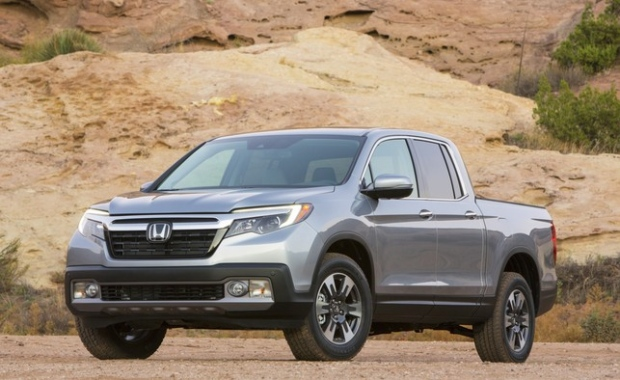 2017 Honda Ridgeline unveiled