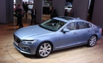 Volvo S90 sedan unveiled in Detroit (Photo: Nick Maronese/Autofocus.ca)