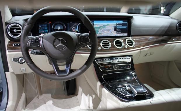 2017 Mercedes Benz E Class Is Advanced Technologies Galore