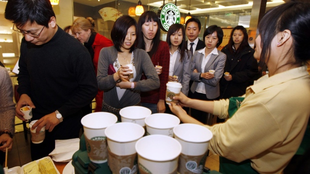 starbucks expansion into china Starbucks is stepping up its expansion in china the seattle coffee chain on wednesday announced plans to build nearly 3,000 new stores in mainland china over the next few years.