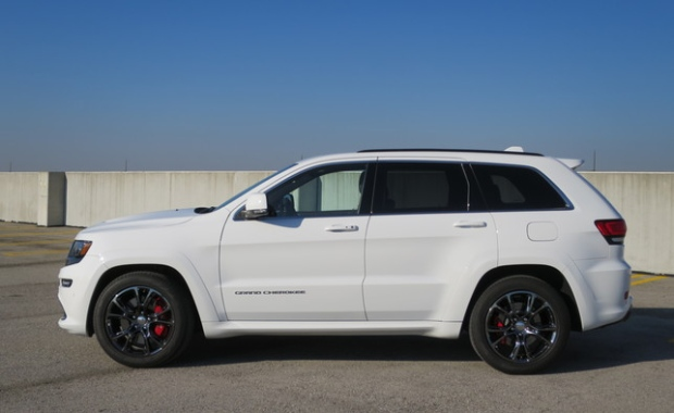 Jeep Grand Cherokee Hellcat Arrives In 2017 Ctv News Autos